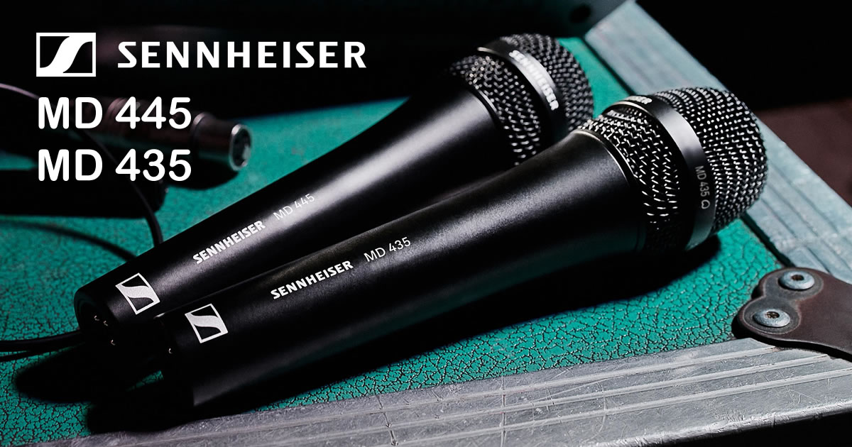 sennheiser md445 md435 FB