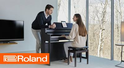 Roland - Digital pianos