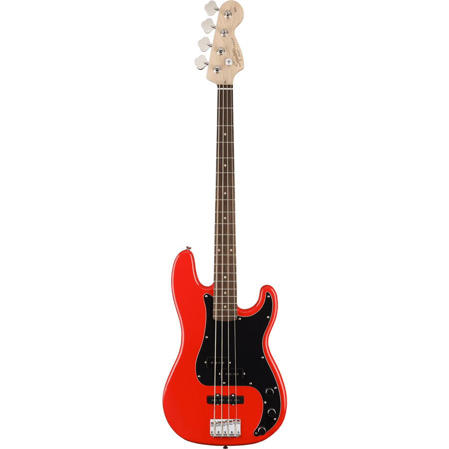 Squier Affinity Series Precision Bass PJ Red IL