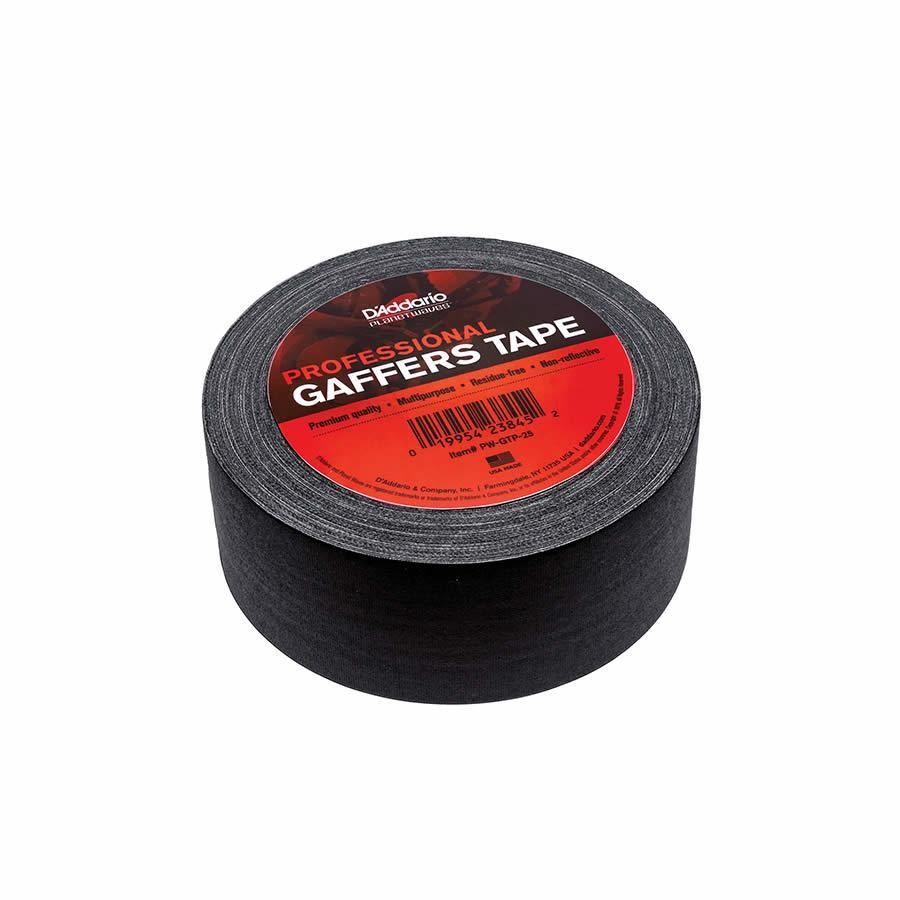 D'Addario Planet Waves Gaffa Tape PW-GTP-25