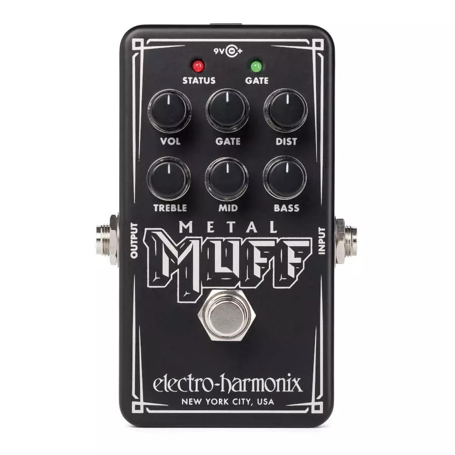 Electro-Harmonix Nano Metal Muff Distortion