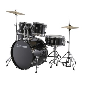 11220040_ludwig_LC17011 Accent Fuse 5-Piece Drums Set