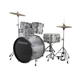 11220049_Ludwig LC17515 Accent Drive 5-Piece Drums Set
