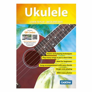 28300110_Cascha HH 1302 EN Ukulele Learn To Play Quick And Easy