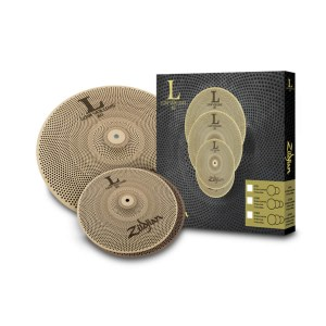 46431100_Zildjian L80 Low Volume 38 Cymbal Pack
