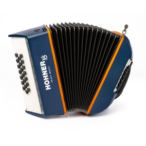 Hohner Xs Child Button Accordion Blue73