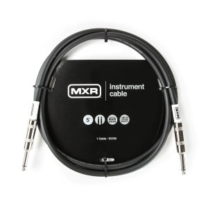 MXR DCIS05 Standard Straight to Straight Instrument Cable