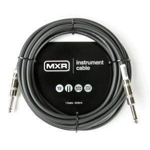 MXR DCIS15 Standard Straight to Straight Instrument Cable