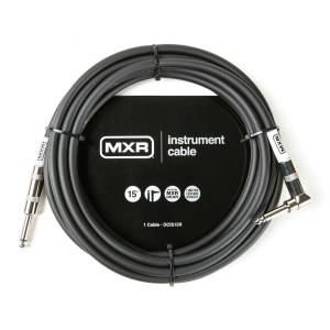 MXR DCIS15R Standard Straight to Right Angle Instrument Cable