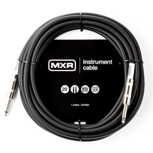 MXR DCIS20 Standard Straight to Straight Instrument Cable