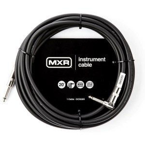 MXR DCIS20R Standard Straight to Right Angle Instrument Cable