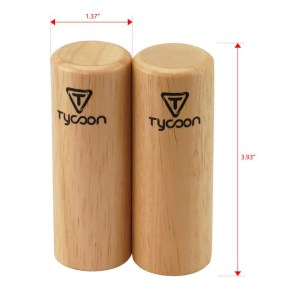 Tycoon TS-40 Large Round Wooden Shaker_01
