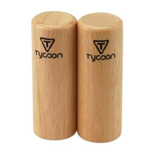 Tycoon TS-40 Large Round Wooden Shaker