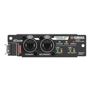 Yamaha HY144-D-SRC Dante Network Audio Interface