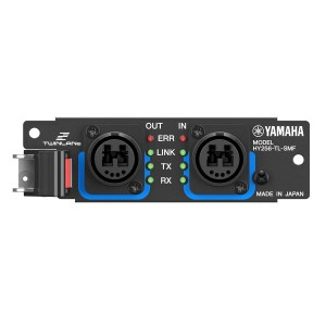 Yamaha HY256-TL-SMF TWINLANe Audio Network Card